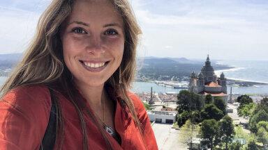"""Гид по Португалии от """"Мисс Нарва"""": главное - улыбаться и кивать!"""
