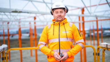 Jaanus Laane, FinEst-Hall Factory juht