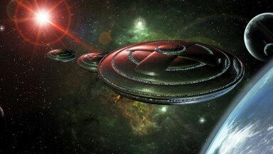 Ufolugu Võsult: öised külalised kosmosest muutsid mu elu
