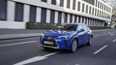 Eestisse saabus esimene täiselektriline Lexus – sõiduulatus kuni 300 km, hind alates 50 000
