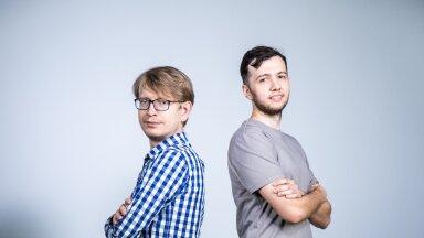 Андрей Шумаков и Виталий Бесчастный