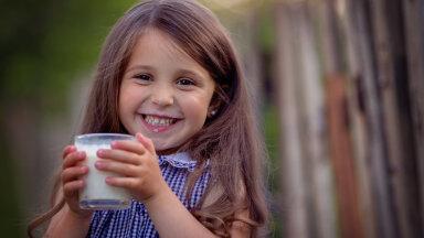 Uuring: Eesti pere joob ligi liitri piima päevas