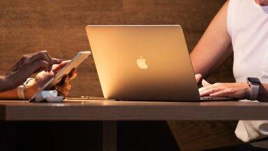 Põnev tööriist professionaalidele: uus Apple'i M1 kiibiga MacBook Pro
