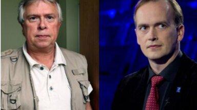 Kosmonautikapäeval Teletornis esinevad Igor Volke ja Mart Noorma