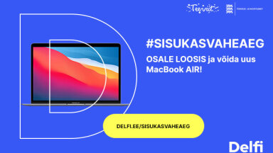 Võita UUS MacBook AIR!