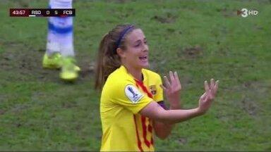 Девушка дня. Алексия Путельяс — испанская звезда футбола