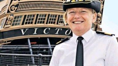 47-летняя Джуд Терри приступит к обязанностям директора Королевского ВМФ по работе с личным составом с начала будущего года.