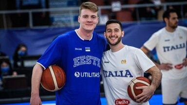 Kaspar Treier koos Itaalia koondislase Marco Spissuga.
