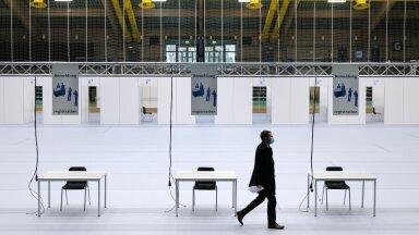 Saksamaal toimuvad koroonavaktsiini uuringud