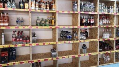 Alkoholimüük lööb rekordeid, sest parema puudumisel otsivad inimesed meelelahutust pudelist.
