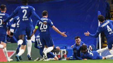 Londoni Chelsea võttis Reali üle kindla võidu ning sammus finaali.