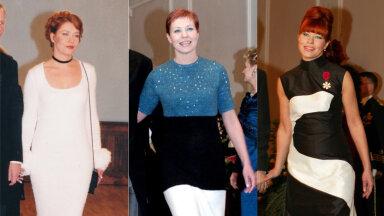 EV 103 VIDEO | Signe Kivi presidendi vastuvõtul kantud kleitidest: selle eest sain ka väga palju kriitikat...