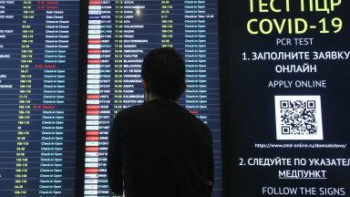 Россия ужесточила правила въезда из-за границы