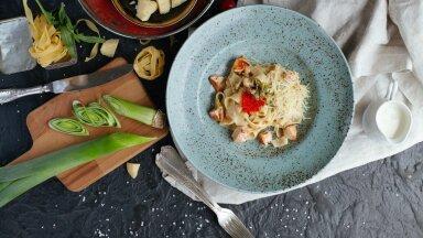 Peakokad soovitavad: kuidas valmistada kodus restoranikvaliteediga pastat?
