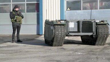 TEHNOVISIOON | Kaitsetehnikafirmana tuntud Milremi uus robot pürgib argiseks tööriistaks