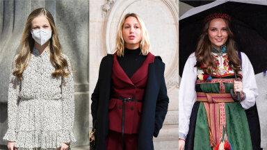 FOTOD   Unustage Kate ja Meghan, hoopis need on järgmise generatsiooni printsessid, kes peagi kogu maailma südamed võidavad