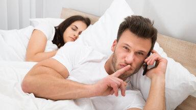 Ole valvel! Üks küsimus, mida su partner enne petmist sinult küsida võib