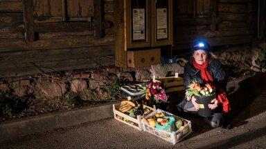 «Ни один спасатель еды не хочет лезть в мусорный бак. Они пытаются исправить абсурдную ситуацию». Анна Хинтс