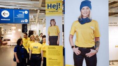 Стилист Каролин Куусик: Новая униформа IKEA отражает суперспособности моды!