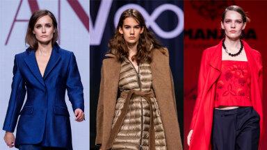 VAATA Tallinn Fashion Weeki kolmanda päeva moeetendusi: lavale jõuavad Iris Janvieri, Amanjeda by Katrin Kuldma ja teiste armastatud brändide kollektsioonid