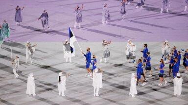 ФОТО | В чем спортсмены из Эстонии отправились на Олимпиаду в Токио? Комментирует эстонский стилист Светлана Агуреева