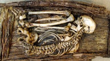 Levandi mere ääres elas inimese senitundmatu sugulane