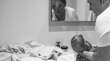 """""""Nutsin igal õhtul koos lapsega, olin täiesti ebakindel..."""" Sünnitusabivägivald ei ole väljamõeldis"""