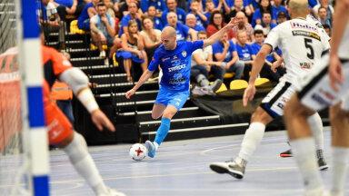 Футзал Бельгии: участник лиги чемпионов определится на паркете!