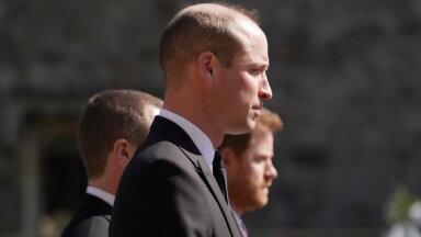 Leppisid ära? Williamit ja Harryt nähti peale matusetseremooniat sõbralikult suhtlemas