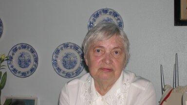 Tekstiilikunstnik Lygia Habicht (5.06.1925–2.01.2019)
