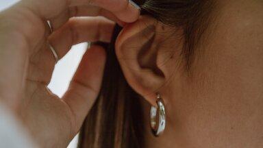 Nahaarst paneb südamele, et puhastaksid oma kõrvarõngaid vähemalt nii sageli