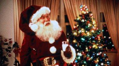 The Santa Clause, Jõuluvana, 1994, Tim Allen
