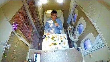 LUKSUS KUUBIS | Vaata, miline näeb välja Emirates Airlines'i uue Boeing 777 esimese klassi sviit!