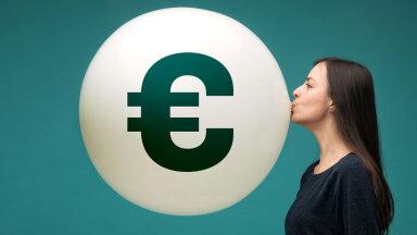 Мир может ожидать эра более высокой инфляции. В Эстонии набирает обороты рост цен
