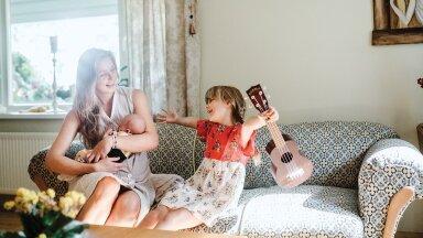 Pesa täis laule ja lapsepõlve õndsust
