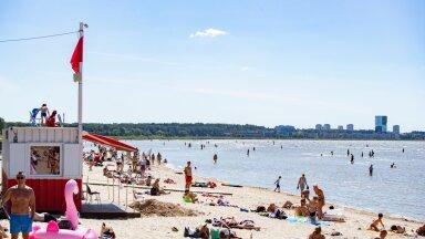 ERISAADE   Miskit on mäda Stroomi rannas ja Pärnu supluskohtades. Miks veekvaliteet jätab soovida?