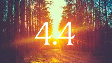 Täna on 4.04! Mis on selle numbri ajalooline, vaimne ja numeroloogiline tähendus?