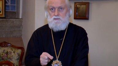 ВИДЕО | Митрополит Таллиннский и всея Эстонии поздравил православных с Рождеством