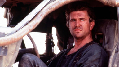 "Mel Gibson ""Mad Max"""