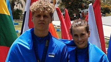Carl Robert Kallaste ja Johanna Maria Jõgisu