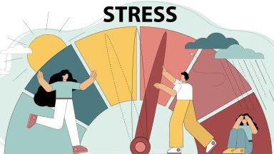 TERVISEUUDISED   Peagi saab stressi mõõta otse nahalt
