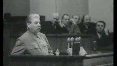 Сталин был интернационалист — и пускал под нож самые разные народы, от крымских татар до эстонцев