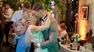 FOTOD | Lenna kaunist pulmakostüümist: oleks kahju teha kleiti, mida saab vaid korra elus kanda