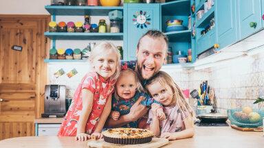 Isa-tütre aeg: kolme tütre isa Illimar Pilt annab nõu, mida põnevat tütardega koos teha