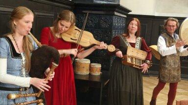 Летние концерты камерной музыки в Нарвском замке