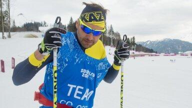 Andrus Veerpalu Sotši olümpial