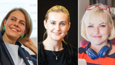 Palju õnne! Kolm Eesti naist pälvisid koha Euroopa start-up valdkonna mõjukate naiste edetabelis