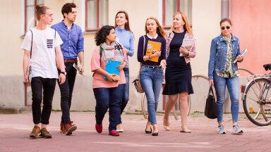 Õppimine Tartu ülikoolis muutub üha praktilisemaks.