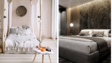 Millised on sügistalvised kujundustrendid magamistoas?