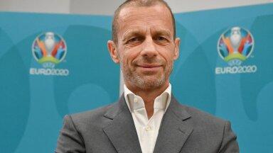 Президент УЕФА: ЧЕ в нынешнем формате больше проводиться не будет